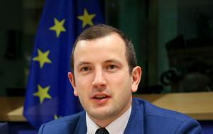 Virginijus Sinkevicius_Commissioner responsible for Environment
