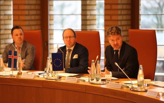 EEA JPC meeting, Co-Chairs