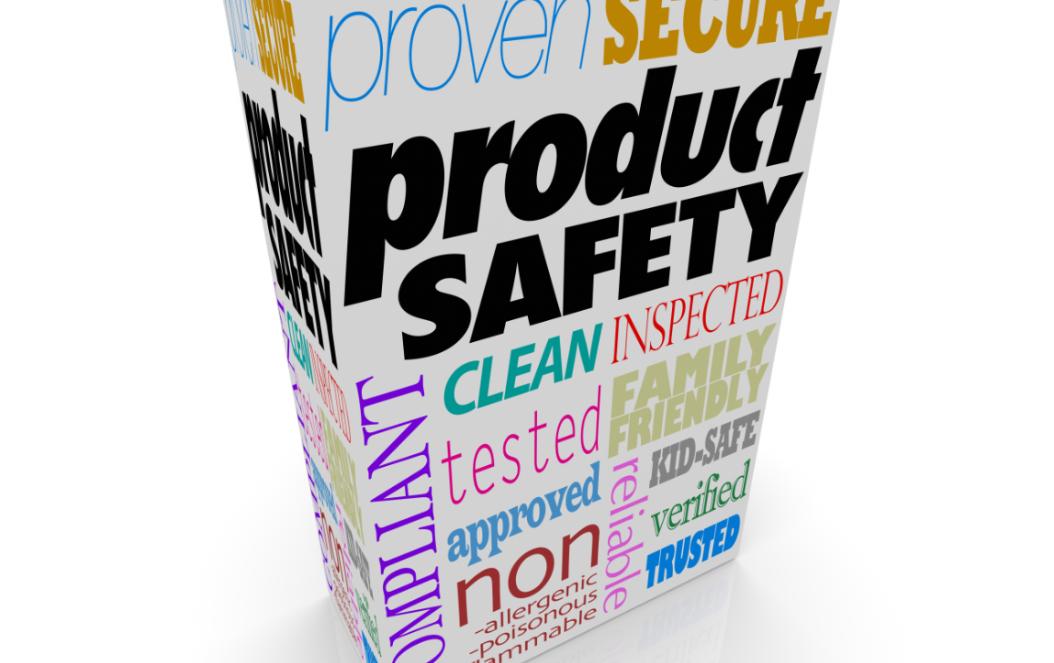 Product Safety Box Package Tested Compliant