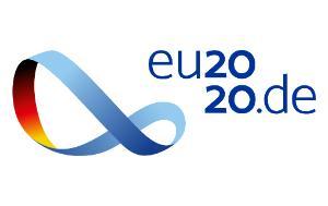 Logo of the German Presidency 2nd half of 2020