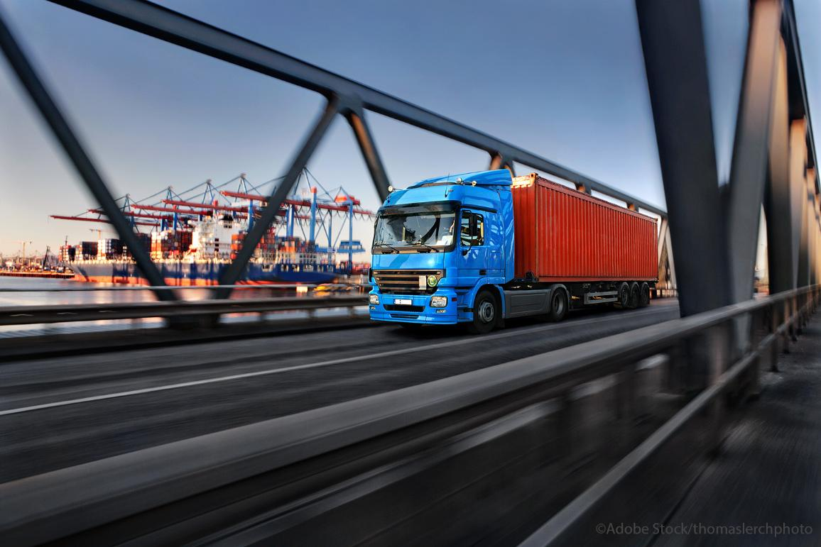 The updated rules on road haulage will ensure fairer competition between operators ©Adobe Stock/thomaslerchphoto