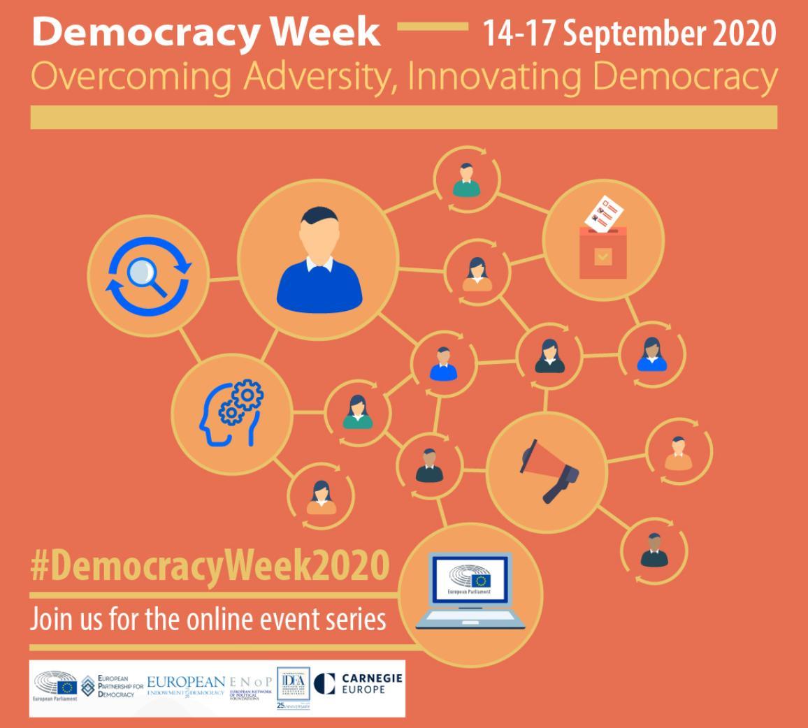 illustration for Democracy Week