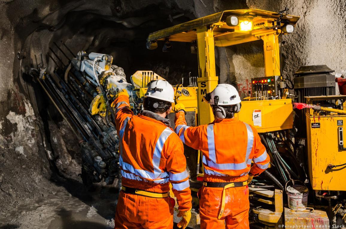 Фондът за справедлив преход на ЕС ще трябва да помогне на миньорите и заетите в добивната индустрия да си намерят нова работа