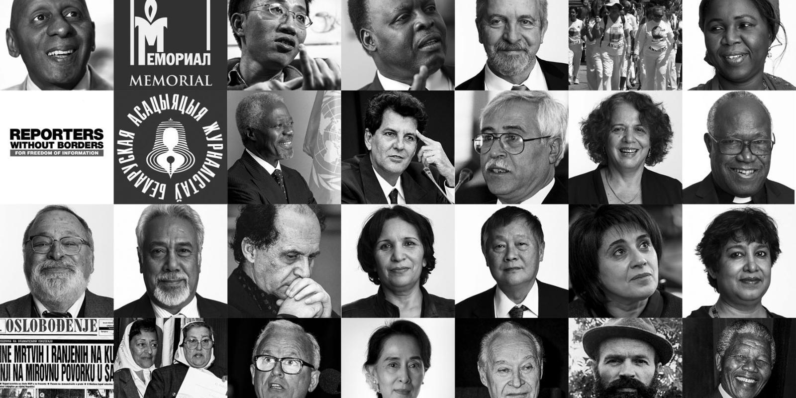 Sakharov Prize Laureates