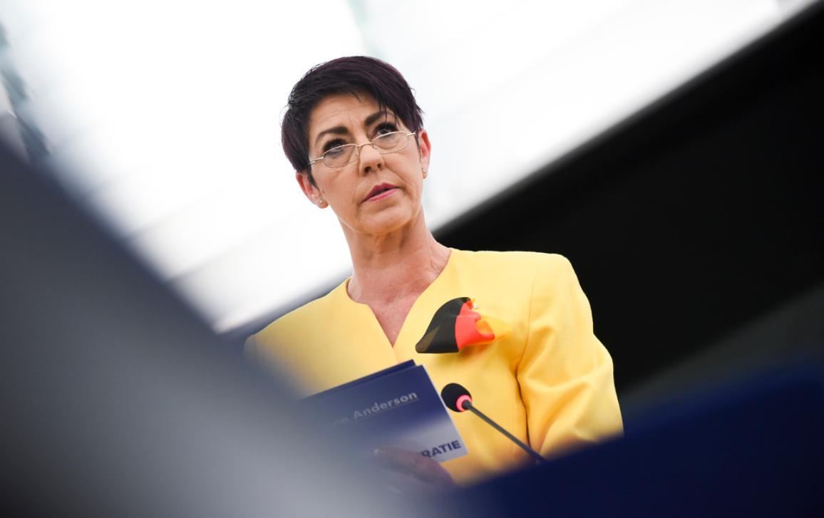 MEP Christine Anderson