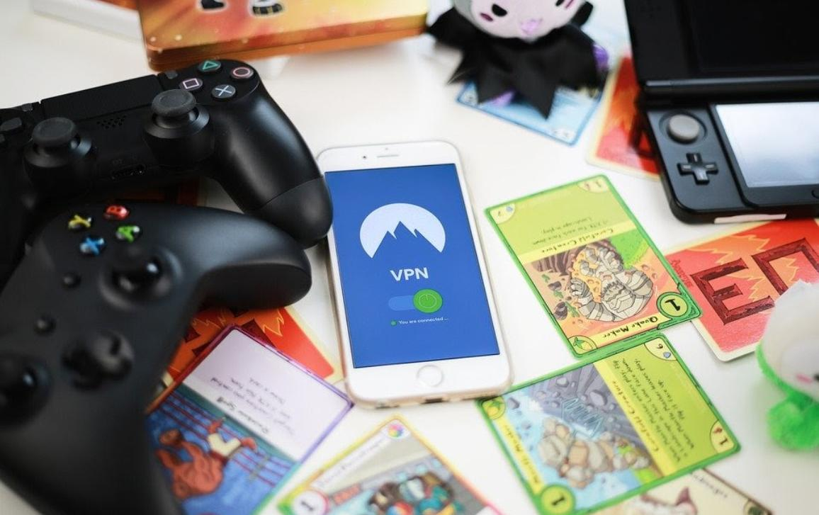 gaming with Virtual Private Network on mobile phone