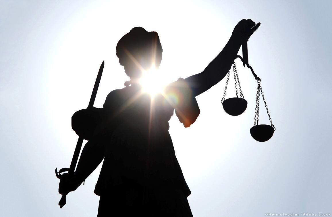 Goddess of justice ©Helmutvogler /Adobe Stock