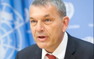 Commissioner General of the United Nations Relief and Works Agency for Palestine Refugees in the Near East (UNRWA)
