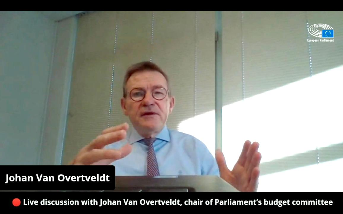 Interview with Johan Van Overtveldt