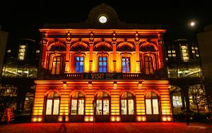 Orange the World European Parliament Brussels 2020