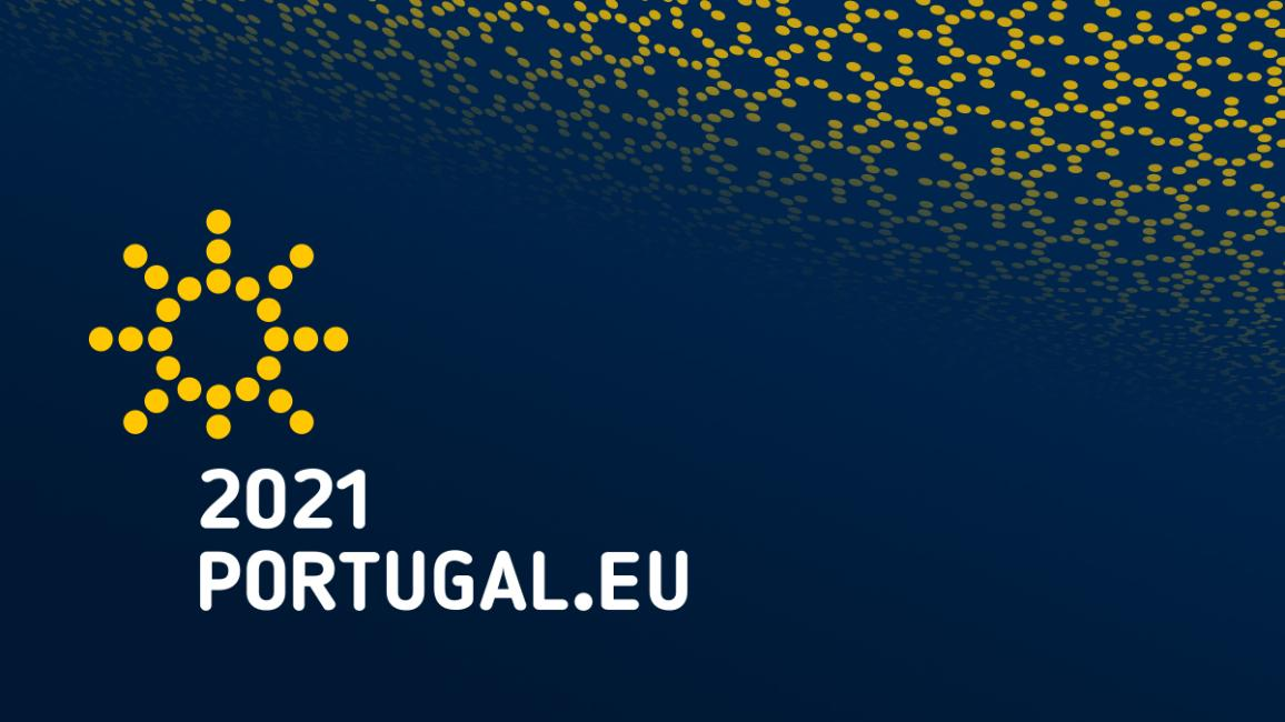 Logo portugalskiej prezydencj