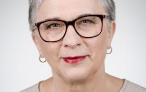 MEP Sandra Kalniete, INGE rapporteur
