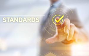 Standards quality Assurance control standardisation and certification concept