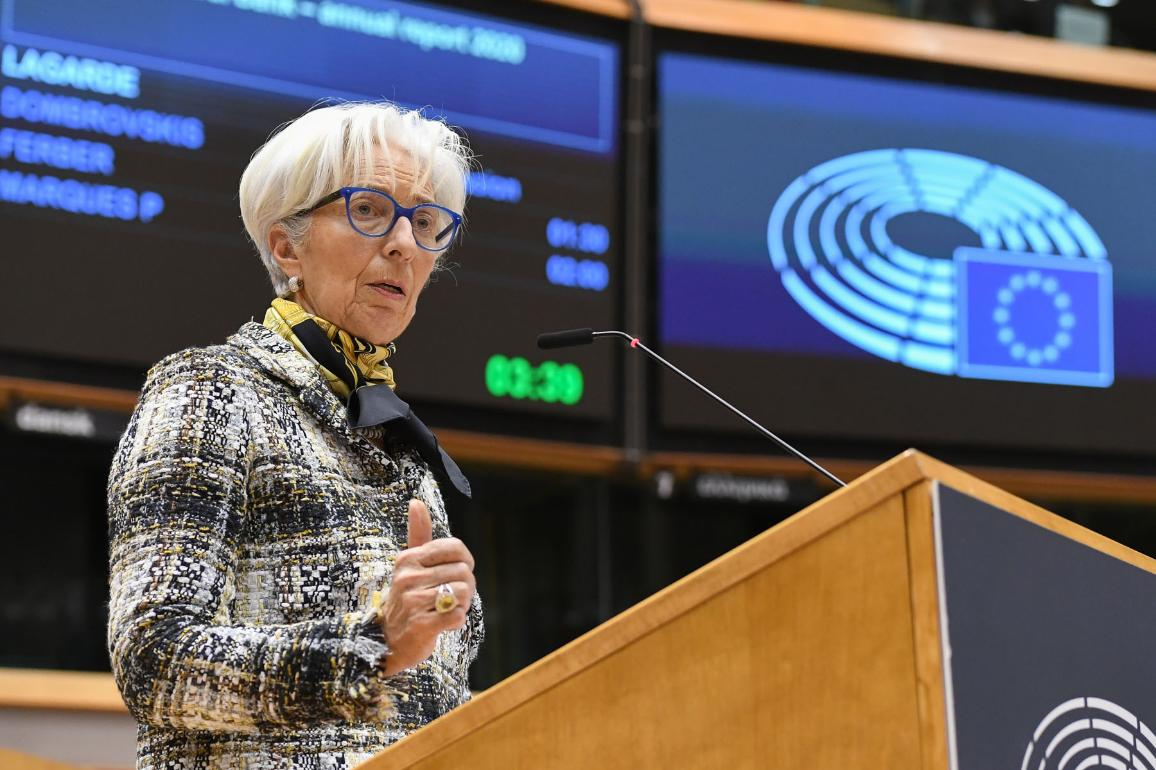 MEPs have told ECB President Christine Lagarde to do what it takes withing the ECB's mandate to stem the difficult times ahead.Debate with ECB President Christine Lagarde on the 2020 annual report