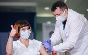 Communiqué de presse - COVID-19: les moyens d'accroître le déploiement des vaccins débattus avec les PDG des entreprises pharmaceutiques
