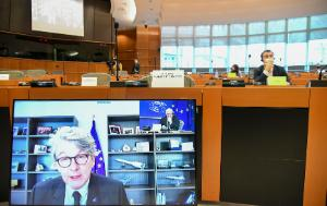 INGE Committee's exchange of views with Thierry Breton, Commissioner for Internal Market