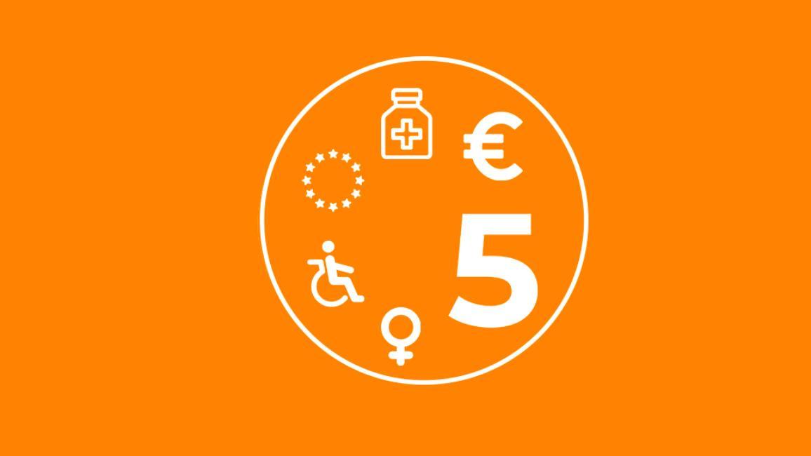 Plenáris összefoglaló: Európa jövője, az EU4Health és a fogyatékkal élők