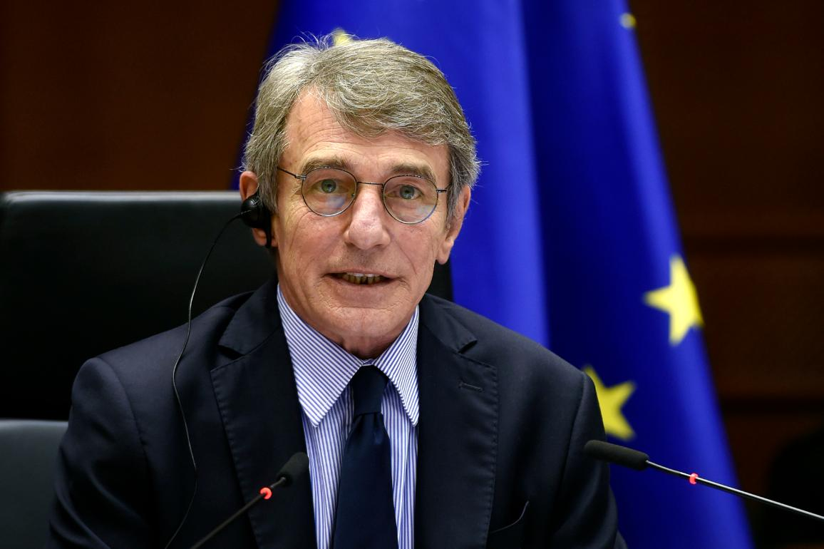 President of the European Parliament opening remarks of March 24 plenary session in Brussels