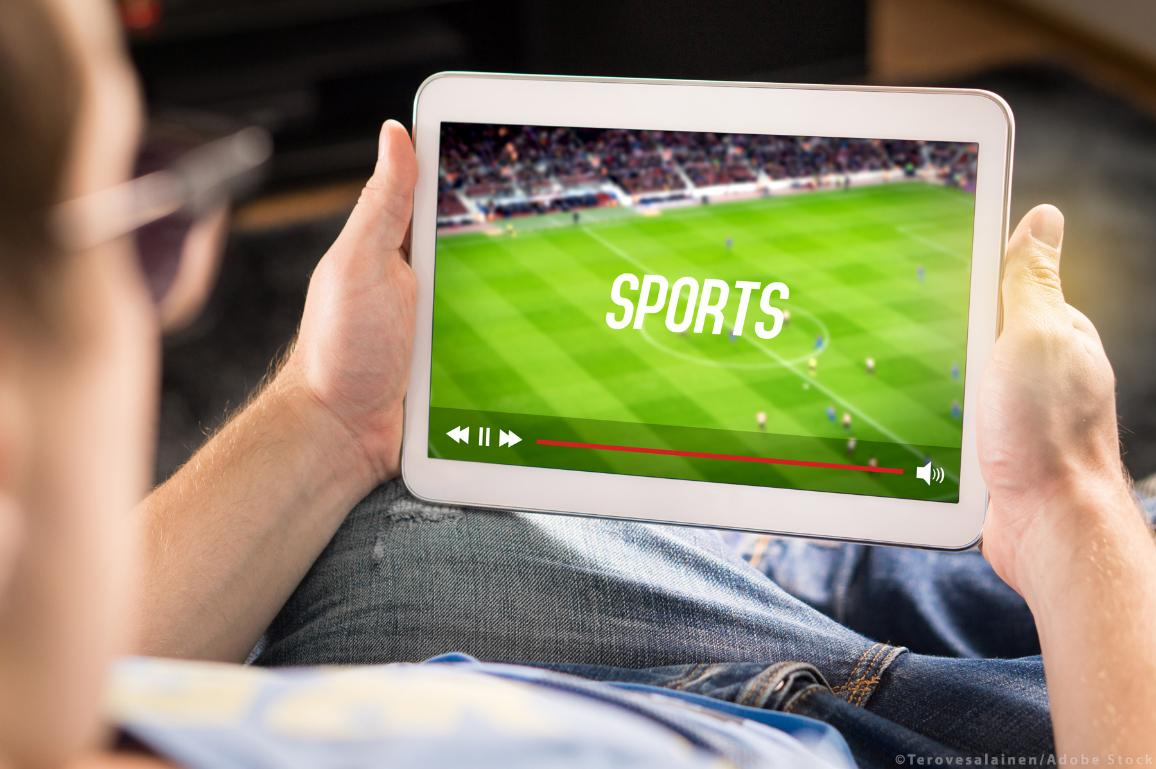 The illegal broadcast of live sports events deprives rights owners of a lot of revenue
