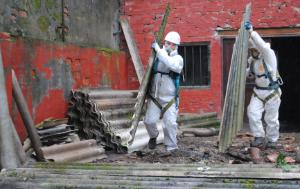 Protecting workers from asbestos