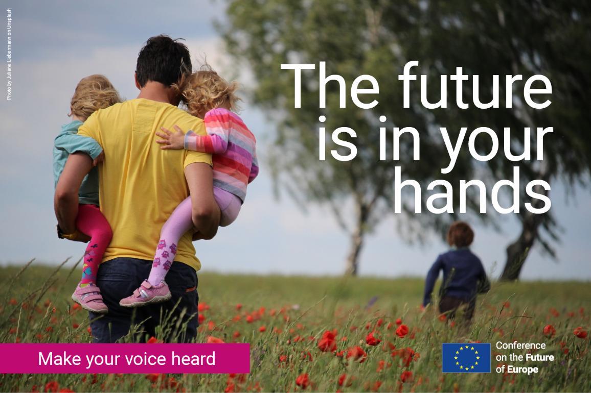 Make your voice heard © Photo by Juliane Liebermann on Unsplash