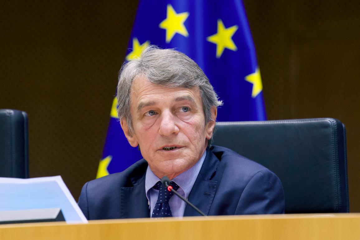 Opening remarks by European Parliament President David Sassoli