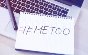 #Metoo on a note block