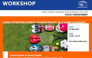 Sports and human rights