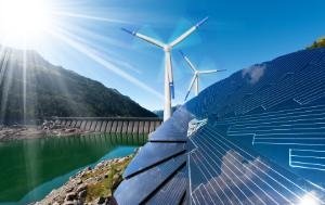different types of renewable energy sources