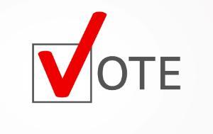 Vote symbol