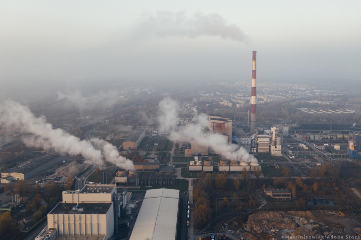 De EU-klimaatwet geeft bedrijven de juridische zekerheid en voorspelbaarheid om zich voor te breiden op klimaatneutraliteit tegen 2050 . ©AdobeStock/Marcinjozwiak