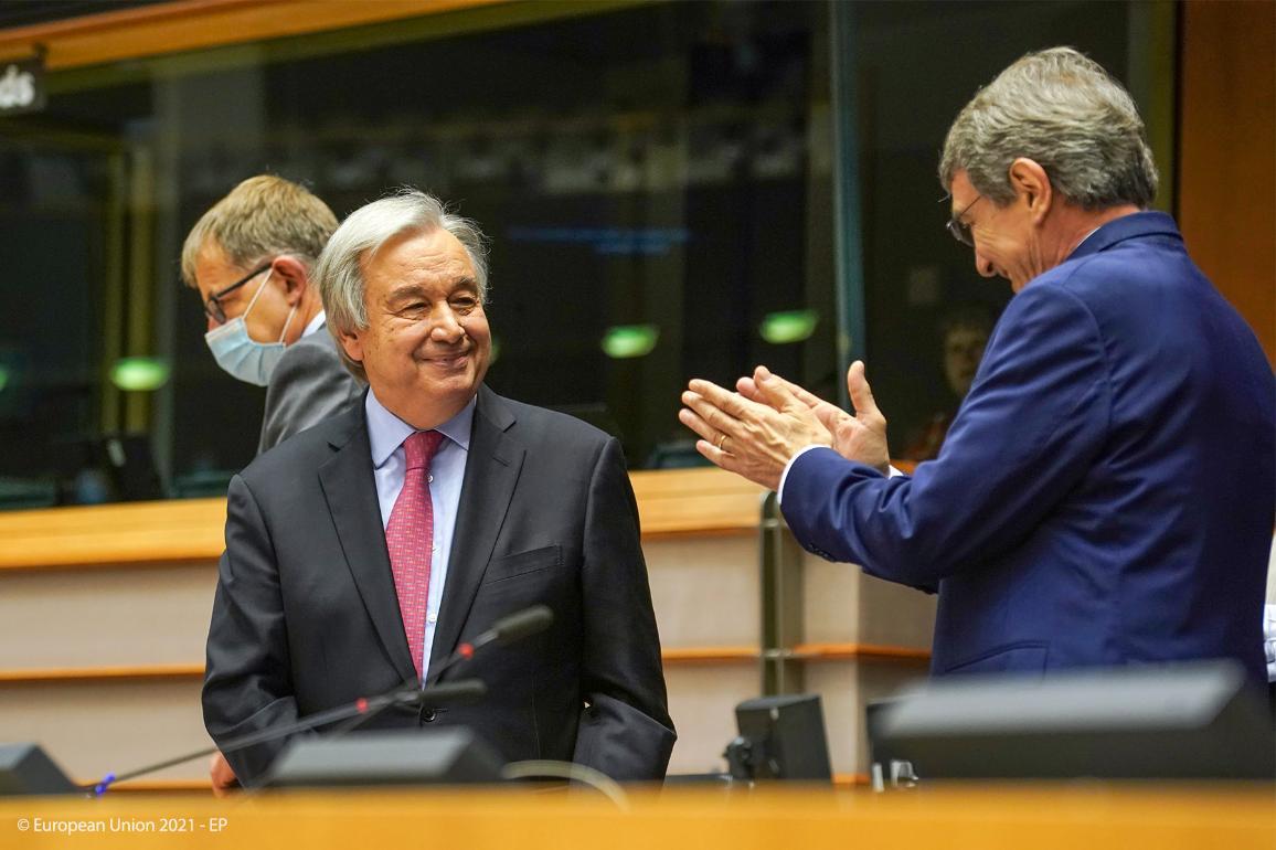 © European Union, 2021 - EP