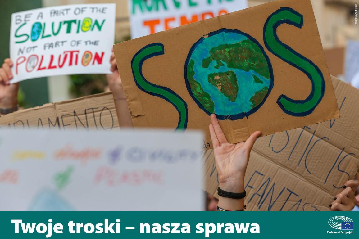 Walka ze zmianą klimatu jest jednym z priorytetów UE