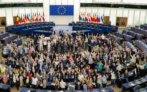 Article - Avenir de l'Europe : les citoyens parlent d'économie, d'emploi et d'éducation à Strasbourg