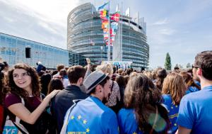 Article - Rencontre des jeunes européens 2021 : participez et façonnez l'avenir