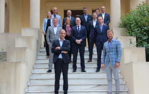 Picture of some of MEPs of the INGE Special Committee