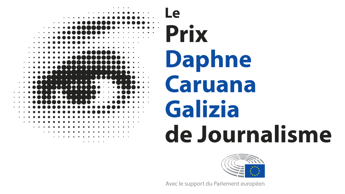 The Daphne Caruana Galizia Prize for Journalism is awarded each year around the 16th October, the day of the journalist's assassination