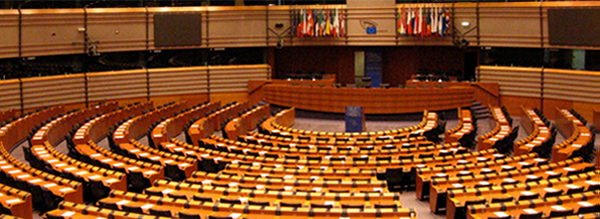 Photo de l'hémicycle