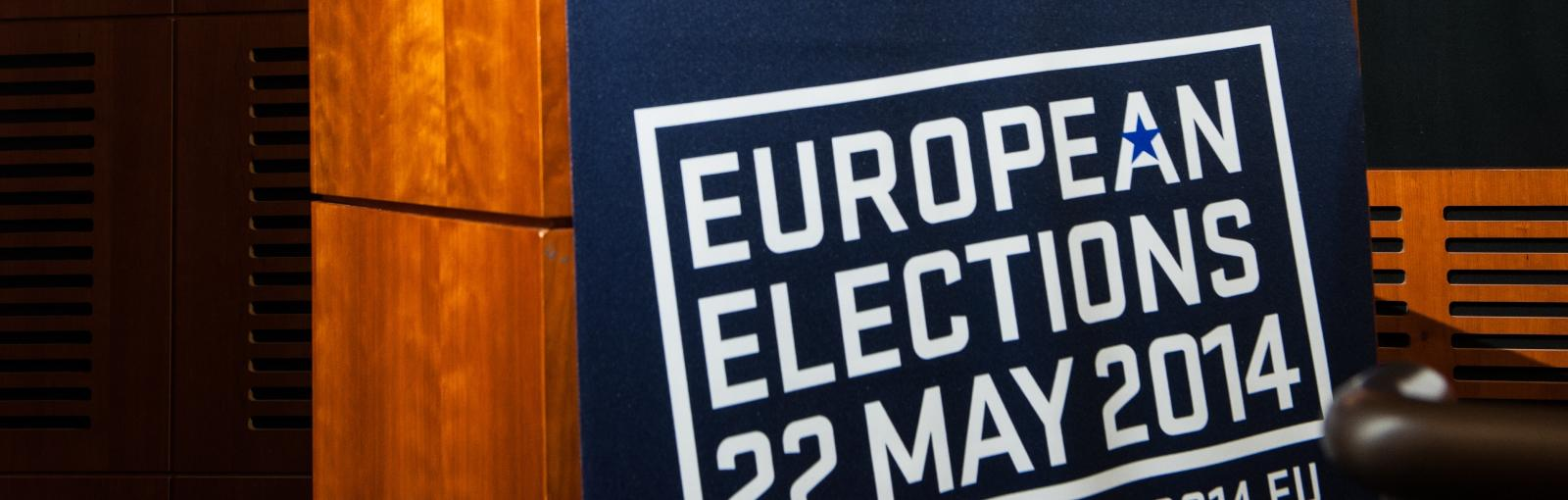 European Elections header
