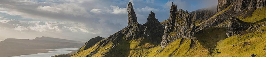 Old Man of Storr - Kriss Williams