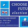 choose your future party banner