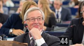Jean-Claude Juncker elected as President of the European Commission
