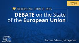 Debate on the State of the EU.