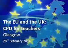 EU-UK training for teachers header