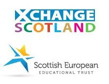 Exchange Scotland logo