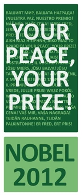 The European Parliament information office in the UK will be screening the full Nobel Peace Prize ceremony live from Oslo on 10th December from midday to 2pm. The award was bestowed this year to the EU