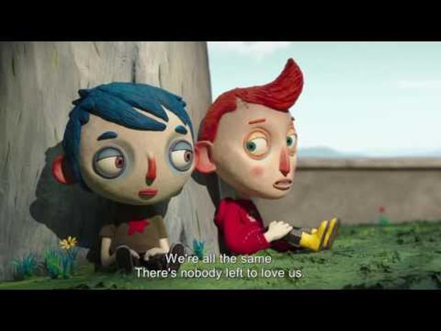 Ma Vie de Courgette Official English trailer