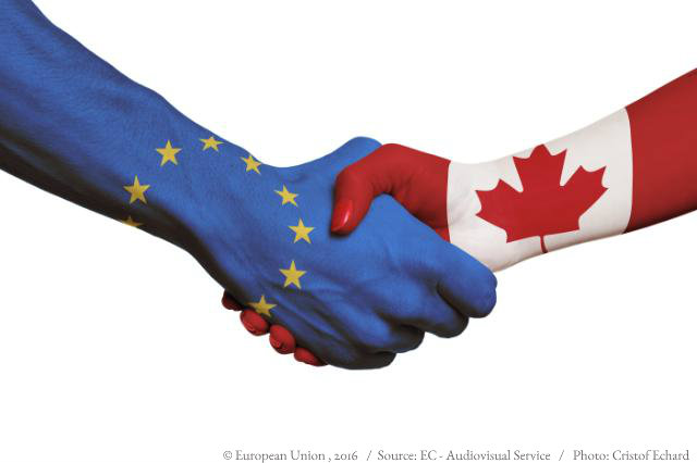 Ceta Trade Committee Meps Back Eu Canada Agreement News Events